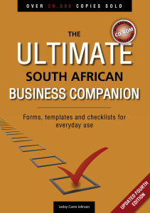 Ultimate SA Business Companion cover